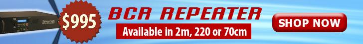 BCR-220 Ham Radio FM 220Mhz Repeater